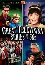 GREAT TV SERIES OF THE 50s (DVD, 2014 Release) NEW! SEALED!