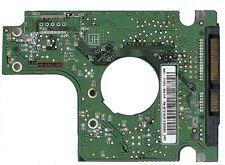 PCB Controlador wd3200bpvt-75zest0 DISCO DURO electrónica 2060-771672-004