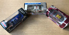 Lot Of 3 NASCAR NHRA #50 Dr Pepper #1 Babe Ruth John Force Castrol GTX Funny Car