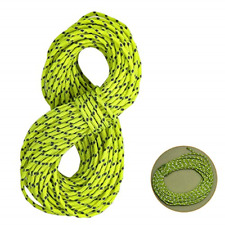 Reflective Nylon Cord,Tent Guyline Rope for Camping Tent,Outdoor Packaging,2.5MM