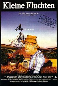 Filmplakat Kleine Fluchten/Les petites fugues 1979 Yves Yersin
