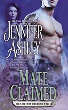 A Shifters Unbound Novel: Mate Claimed 4 by Jennifer Ashley (2012, Paperback)