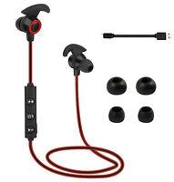 Bluetooth 4.1 In-Ear Sport Headset kabellose Ohrhörer Kopfhörer Jogging Mikrofon