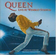 Queen 2 CD Set Live At Wembley Stadium 2003
