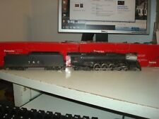 HO OLYMPIA EH-103  C & O  CLASS J3A  4-8-4 GREENBRIER  PAINTED & WEATHERED