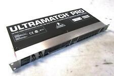 *Behringer Ultramatch Pro SRC2496 A/D and D/A Converter | Ultra High-Res 24-Bit