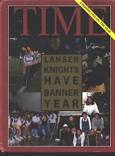 Bloomfield Hills MI Lahser High School yearbook 1999 Michigan