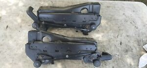 01-07 Dodge Caravan (3 Wide) Bench Seat Track / Mount (NON STOW-n-GO) on Rollers
