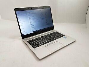 HP EliteBook 840 G6 i5-8265U 8GB RAM 256GB SSD Win 10 Pro*BIOS Lock, Screen Burn