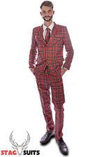 Disfraces de hombre en color principal rojo talla L