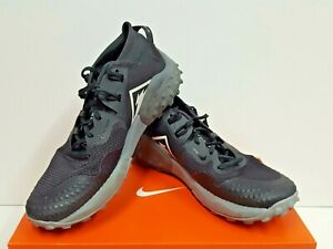 NIKE WILDHORSE 6 Women's TRAIL Running Shoes Size 9.5 (BV7099 001) USED
