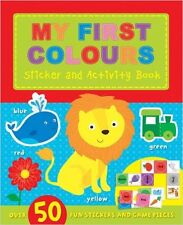 My First Colours Sticker and Activity Book