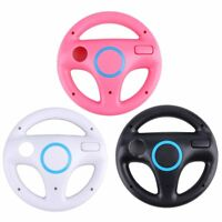 Game Racing Steering Wheel for Nintendo Wii Mario Kart Remote Controller LY