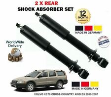 FOR VOLVO XC70 CROSS COUNTRY AWD D5 2000-2007 2x REAR SHOCK SHOCKER ABSORBER SET