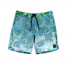 "NEW OAKLEY TRANSDUCER 19"" MENS STRETCH BOARDSHORTS SWIM SUIT BERMUDA TRUNK SZ 36"