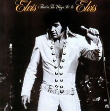 That's the Way It Is by Elvis Presley (CD, Jun-1993, RCA)