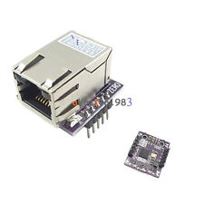Mini LAN Ethernet ENC28J60 The Smallest Network Module Board For AVR PIC ARM MCU