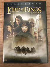 The Lord of the Rings: The Fellowship of the Ring (Dvd,2-Disc Set Fullscreen