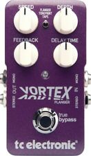 TC Electronic Vortex Flanger Guitar Effect Pedal