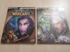 """Official Strategy Guide """"World of Warcraft"""" + """"Burning Crusade"""" (Bradygames)"""