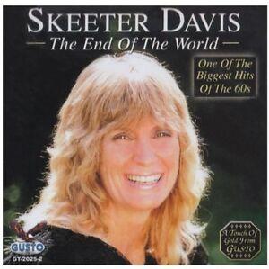 Skeeter Davis - The End Of The World [New CD]