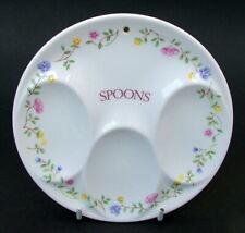 Johnson Brothers Summer Chintz Pattern Melamine Spoon Rest 15cm - Looks in VGC