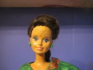 Barbie In India Doll #9910 Leo For Mattel
