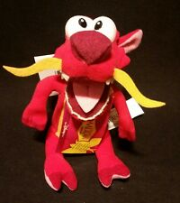 Disney Store Mulan Bean Bag plush Mushu beanie baby NWT