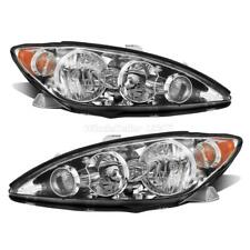 Headlights Assembly TO2503156 TO2502155 Lamps for Toyota Camry LE 2005-2006
