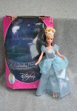 Barbie Doll Disney Dazzling Princess Cinderella Ting-A-Ling Sound Light Up Shoes