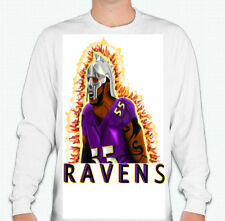 Terrell Suggs T-Shirt  (Large Long sleeve)