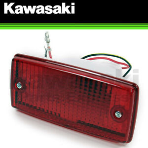 NEW 1991 - 1999 GENUINE KAWASAKI BAYOU 220 TAIL LIGHT LAMP 23024-1120
