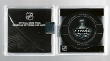 2012 STANLEY CUP GAME 6 GAME PUCK LOS ANGELES KINGS CLINCH CUP VS. DEVILS NEW