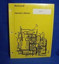 Honeywell 61-01-01 Hygrometer Operator's Manual
