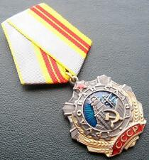 """RARE SOVIET RUSSIAN  ORDER MEDAL """"ORDER OF LABOR GLORY  2st"""" USSR. COPY"""