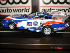 AUTO WORLD NHRA ~ Robert Hight ~  AUTO CLUB Ford Mustang ~ FUNNY CAR~ SOLD OUT