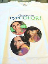 T Shirt Graphic Alcon Change Your Eye Color Promotional Tee Shirt Fresh Look