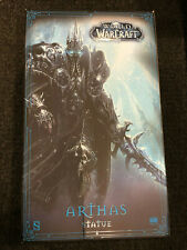Original Boxes - For Arthas Warcraft Sideshow Collectibles Statue