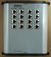 New Stallion PA-EC-8-D2 8 port DB25 Panel Hub New Retail 7 Available