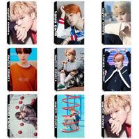 Lot of /set Kpop Bangtan Boy JIMIN Posters Photo Card Lomo Card Bookmark
