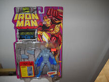Iron Man Action Figure-Grey Gargoyle vf/nm on Card