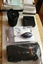 Sigma 18-300mm f/3.5-6.3 DC Macro HSM Lens for Pentax w/Accessories, USB dock