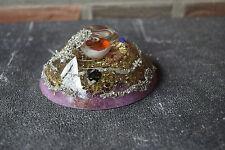 Orgonite ® Orgon generatore energire Prana chi Tachyon Shiva-occhio PERLA or347