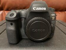Canon EOS 6D Mark II Digital SLR Camera Body 26.2 MP Full-Frame Low Shutter READ