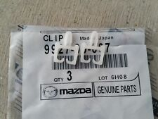 Mazda SA22C RX7 washer nozzle pipe clips NEW