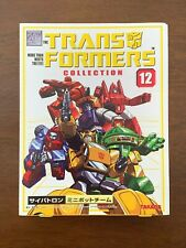 Transformers Takara Minibots 12 G1 TFC Collection #12 Bumblebee Reissue SEALED