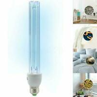 25W E27 Ultraviolet disinfection lamp 220V UVC Ozone Light Mite Sterilizati  NEW