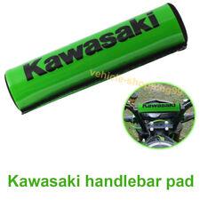 Kawasaki Handlebar Pad Green Motorcycle Crossbar Motocross Dirt Pit Bike ATV Bar