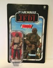 Star Wars Vintage Collection Weequay Skiff Master Figure VC48 ROTJ Unpunched