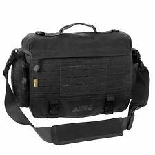 Direct Action Messenger Bag MKII Taktische Umhängetasche Schwarz Black Cordura